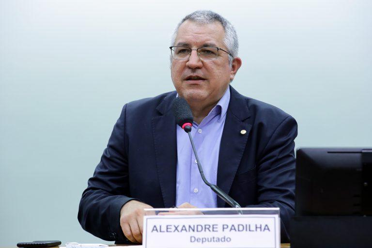 Tecnologia da informação e segurança de dados no contexto da pandemia. Dep. Alexandre Padilha (PT - SP)