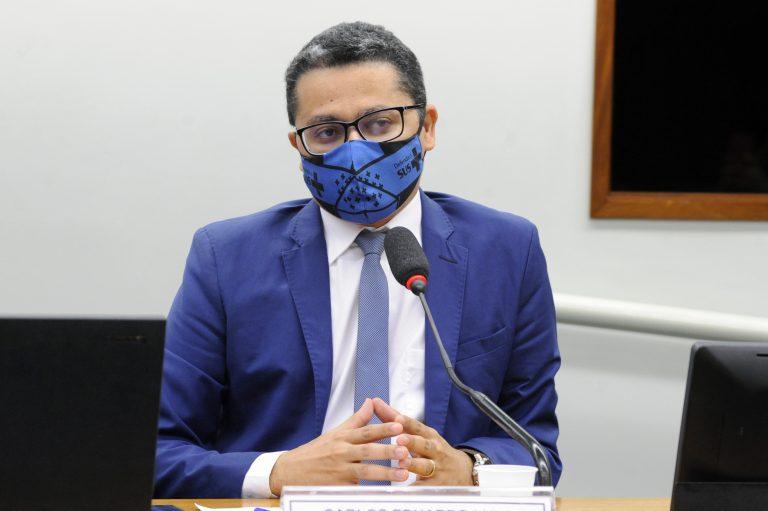 Presidente do Conselho Nacional de Secretários de Saúde - CONASS, Carlos Eduardo De Oliveira Lula