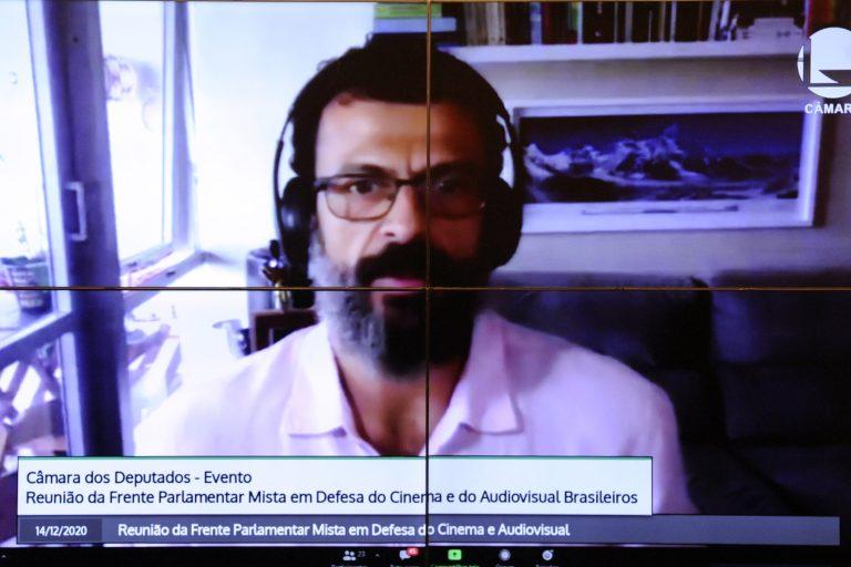 Reunião Técnica. Sindicato Interestadual da Indústria Audiovisual, Leonardo Edde