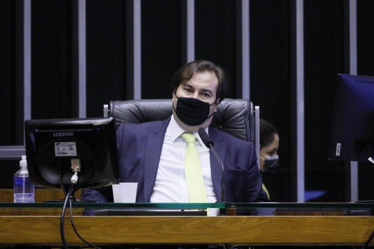 Deputado Rodrigo Maia preside sessão da Câmara