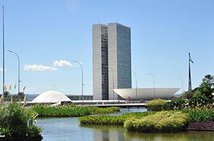 prédio do Congresso Nacional