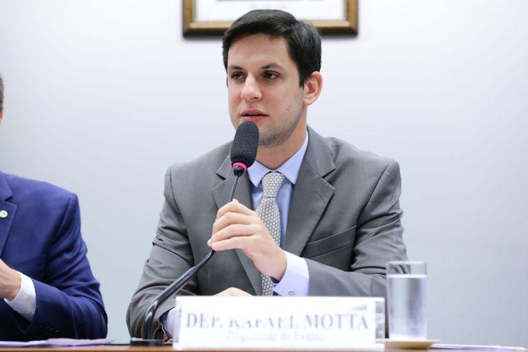 """Audiência Pública - Tema: """"Minha Casa minha Vida"""": cortes orçamentários e atrasos de pagamento"""". Dep. Rafael Motta (PSB - RN)"""