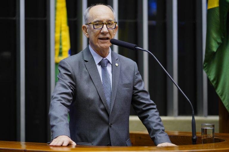 Sessão Solene em comemoração aos 31 anos de promulgação da Constituição Federal. Dep. Rui Falcão (PT-SP)