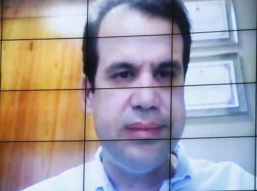 Ordem do dia. Dep. Aureo Ribeiro (SOLIDARIEDADE - RJ)