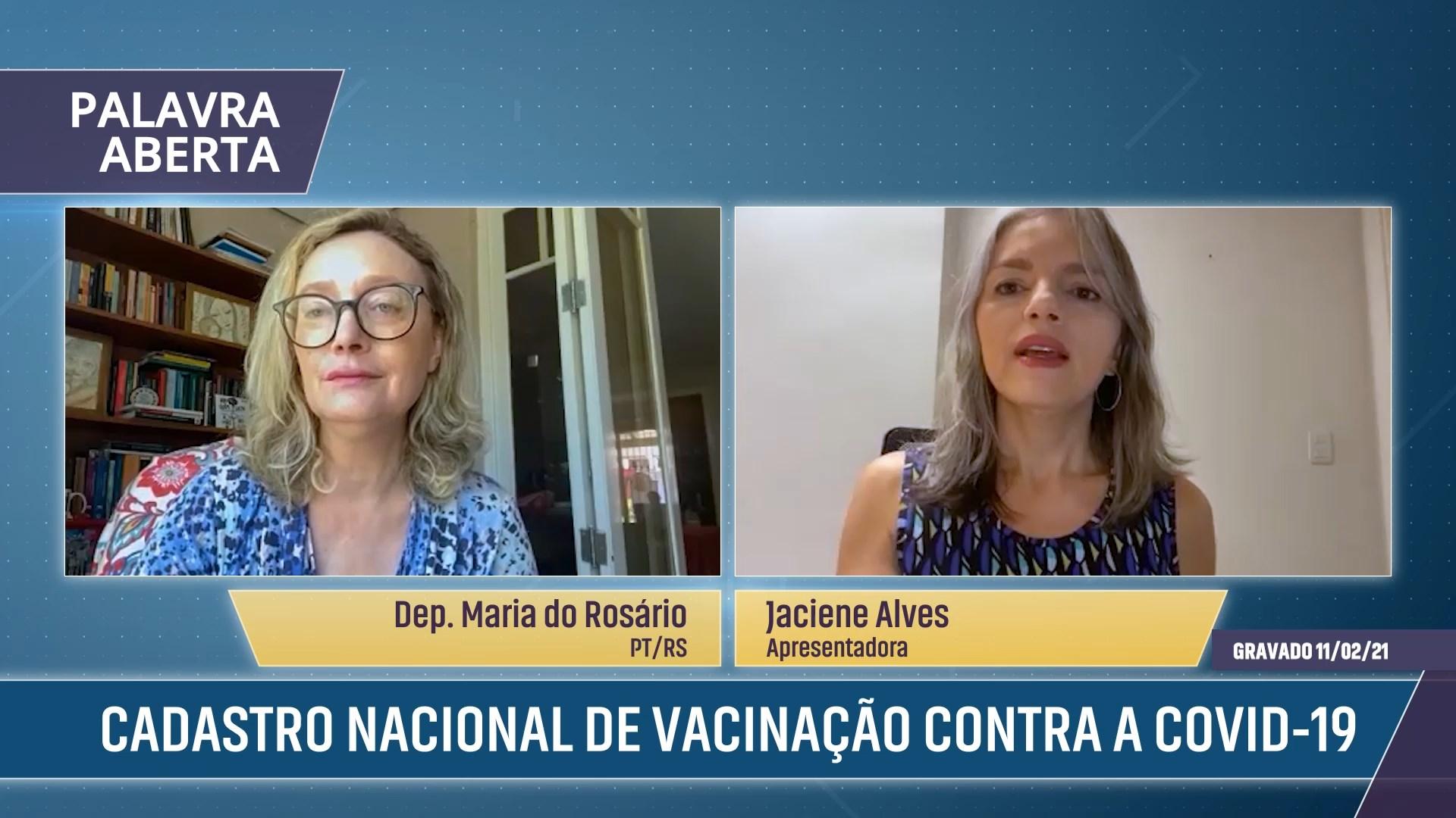 Cadastro Nacional de Vacinação contra a Covid-19
