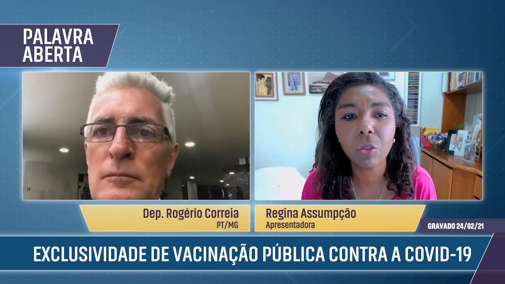 Exclusividade de vacinação pública contra a Covid-19