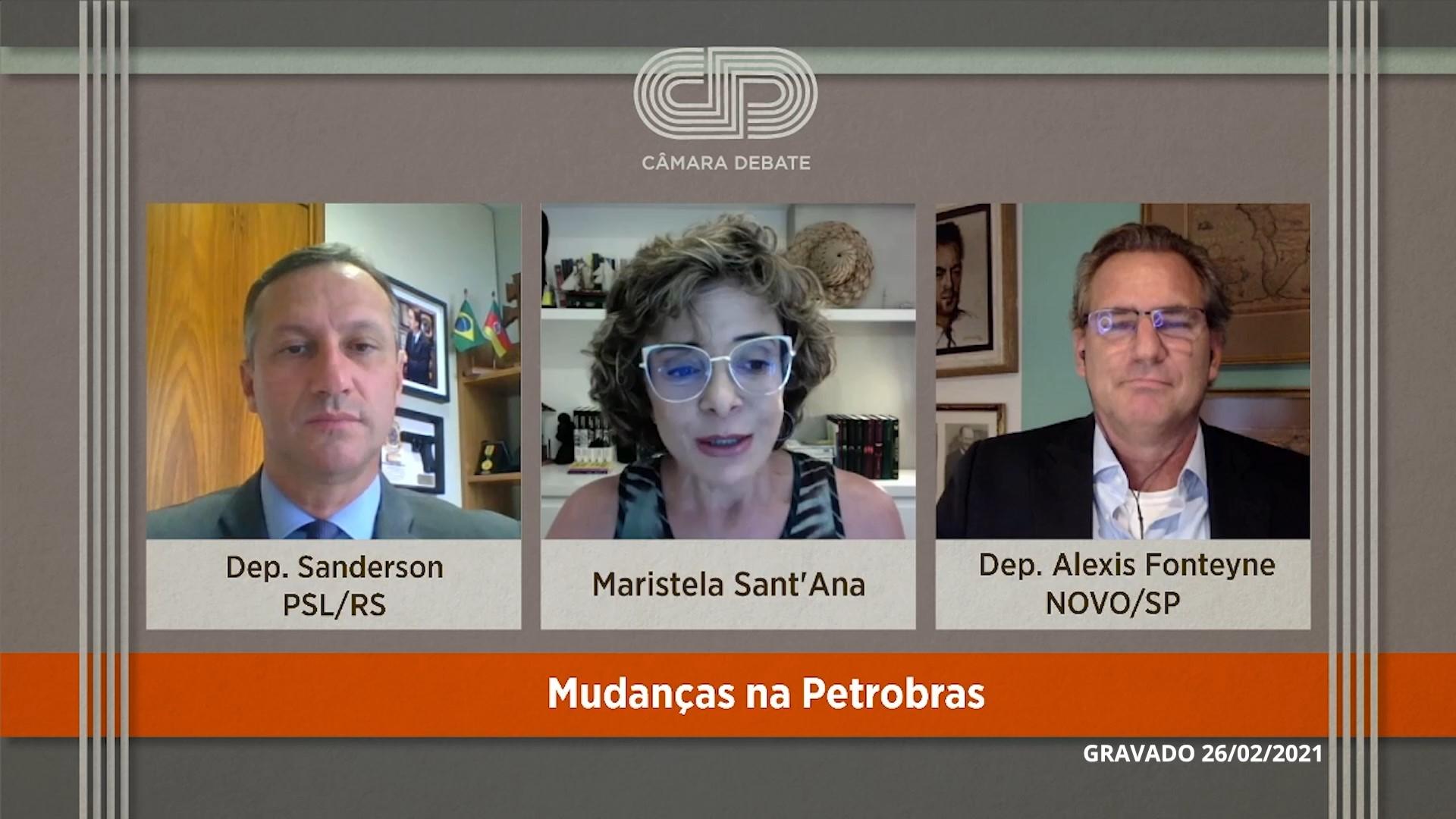 Mudanças na Petrobras