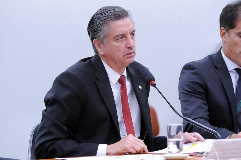 Reunião ordinária da CMO - Comissão Mista de Orçamento. Dep. Dagoberto Nogueira (PDT-MS)