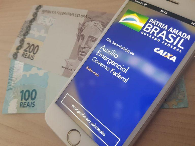 Trabalho - previdência - auxílio emergencial - Benefício - R$ 300 - dinheiro - caixa econômica
