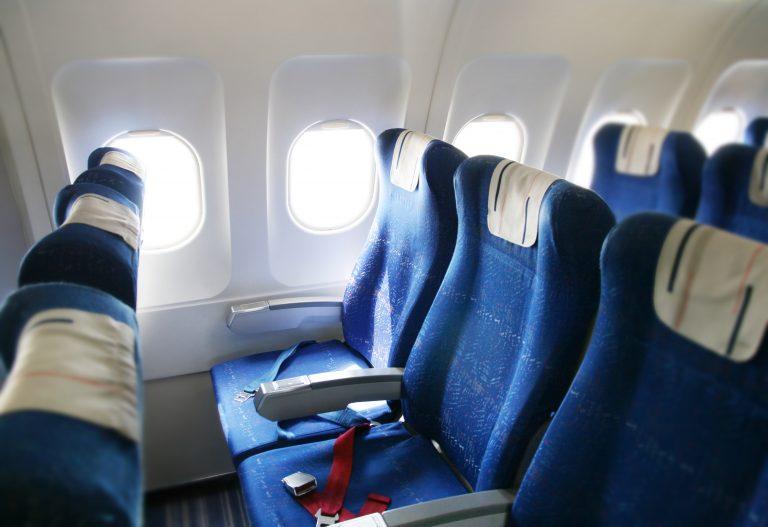 Poltronas de aeronave