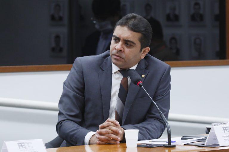 Dep. Fernando Rodolfo (PL - PE)