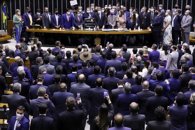 Dep. Arthur Lira (PP - AL) é eleito novo presidente da Câmara