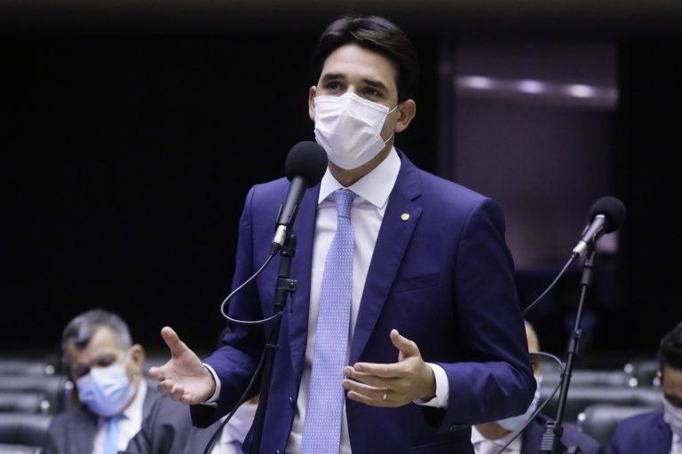 Sessão para a votação de propostas. Dep. Silvio Costa Filho (REPUBLICANOS - PE)