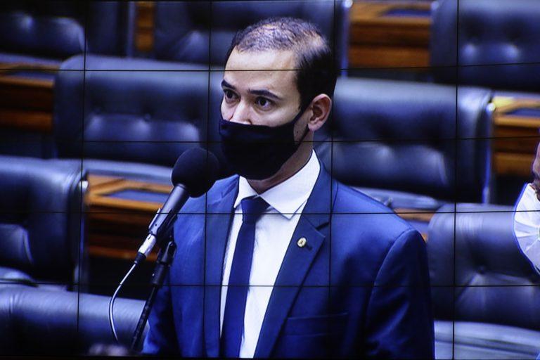 Sessão para a votação de propostas. Dep. Vicentinho Júnior (PL - TO)