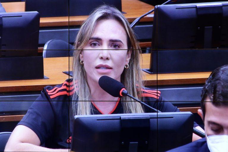 Reunião de Instalação e Eleição (virtual). Dep. Celina Leão(PP - DF)