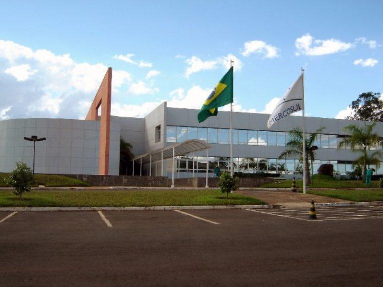 Fachada do Instituto Rio Branco