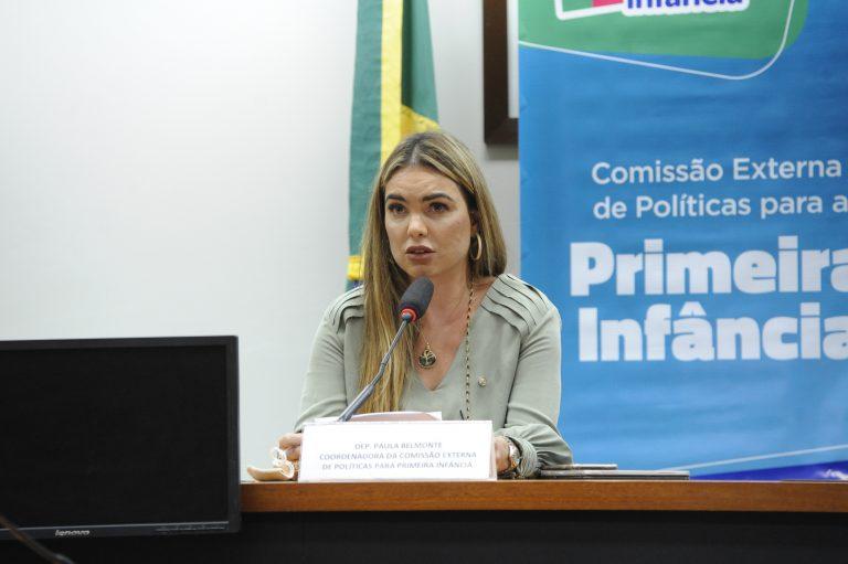 O Instituto da Adoção e a Segurança Jurídica no Caso Concreto. Dep. Paula Belmonte (CIDADANIA - DF)