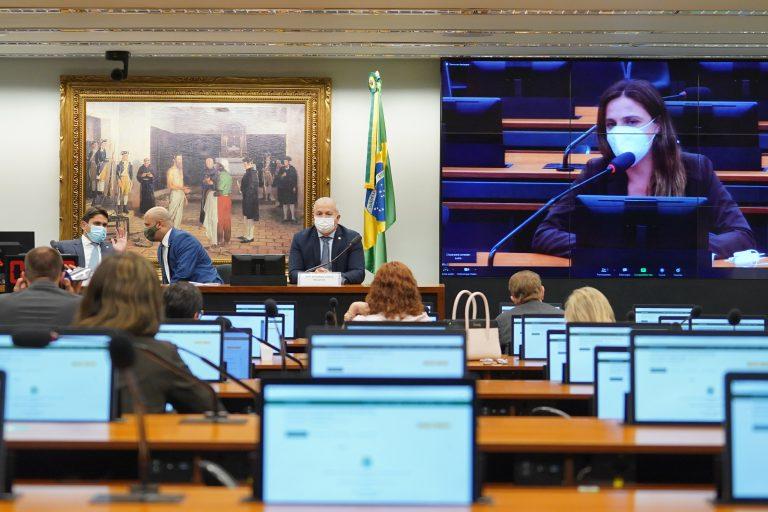Instauração de Processos e Apreciação de Pareceres. Dep. Juscelino Filho (DEM - MA), dep. Vitor Hugo (PSL - GO) e dep. Eduardo Costa (PTB - PA)