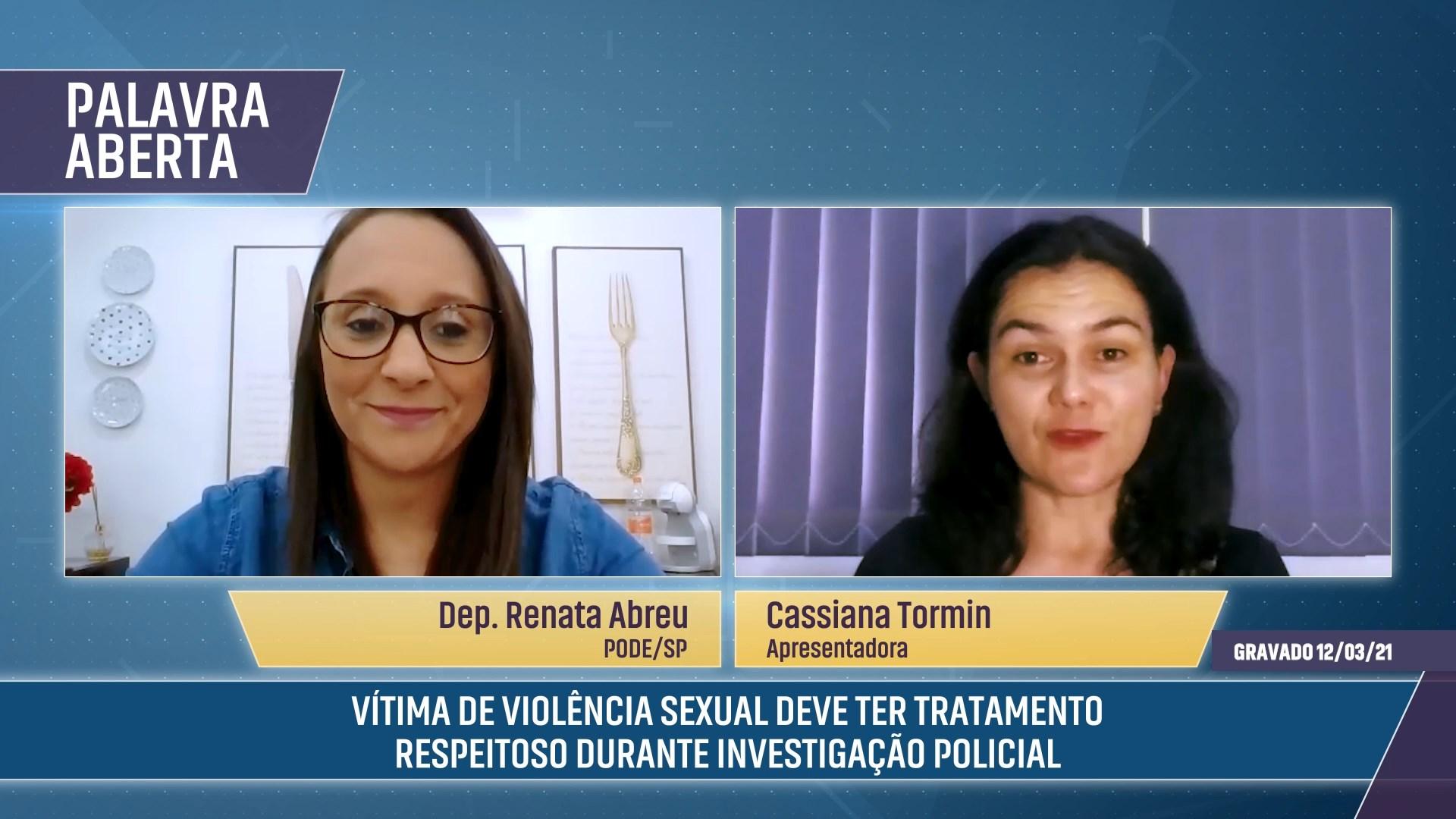 Vítima de violência sexual deve ter tratamento respeitoso durante investigação policial