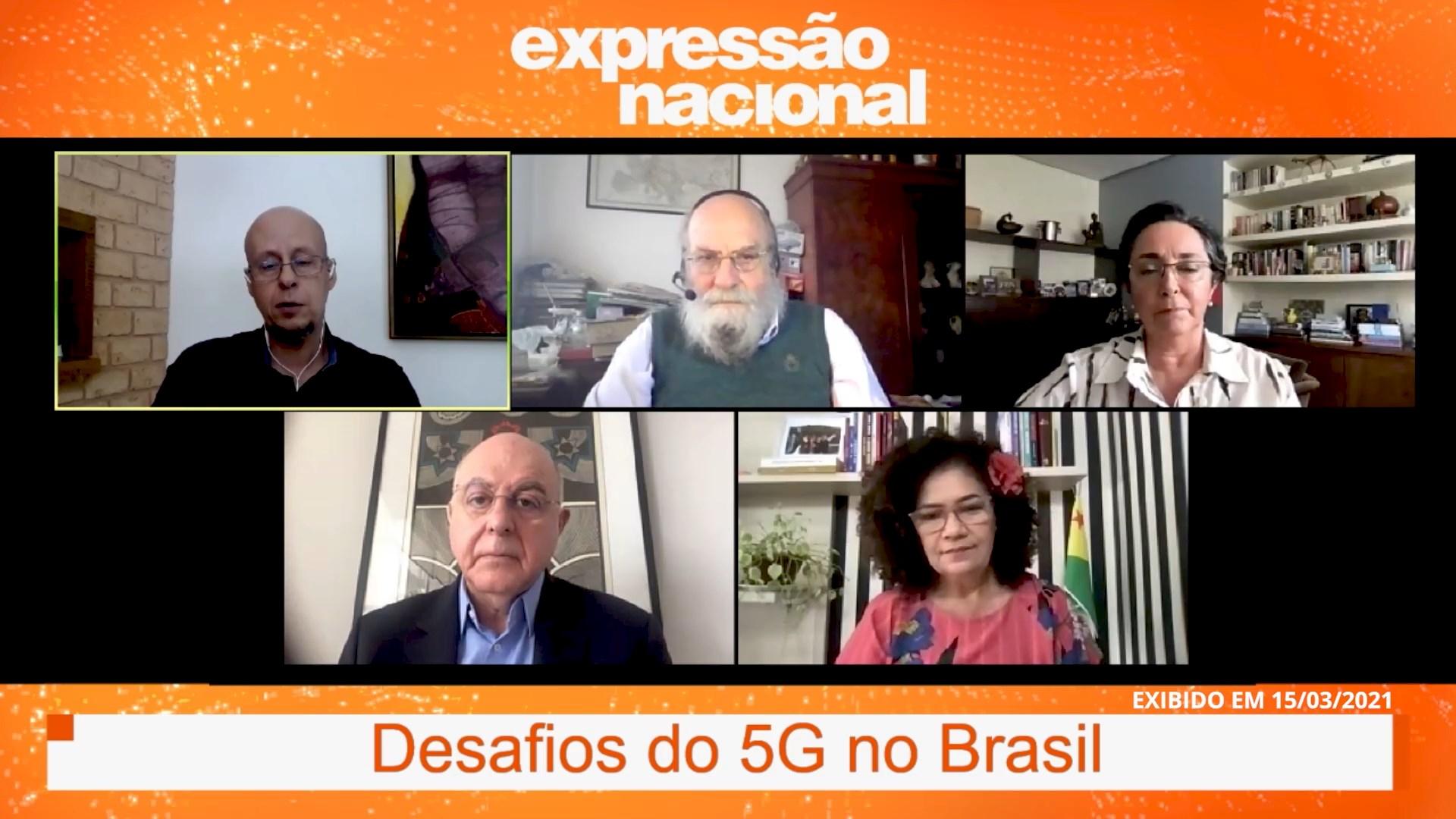 Desafios do 5G no Brasil