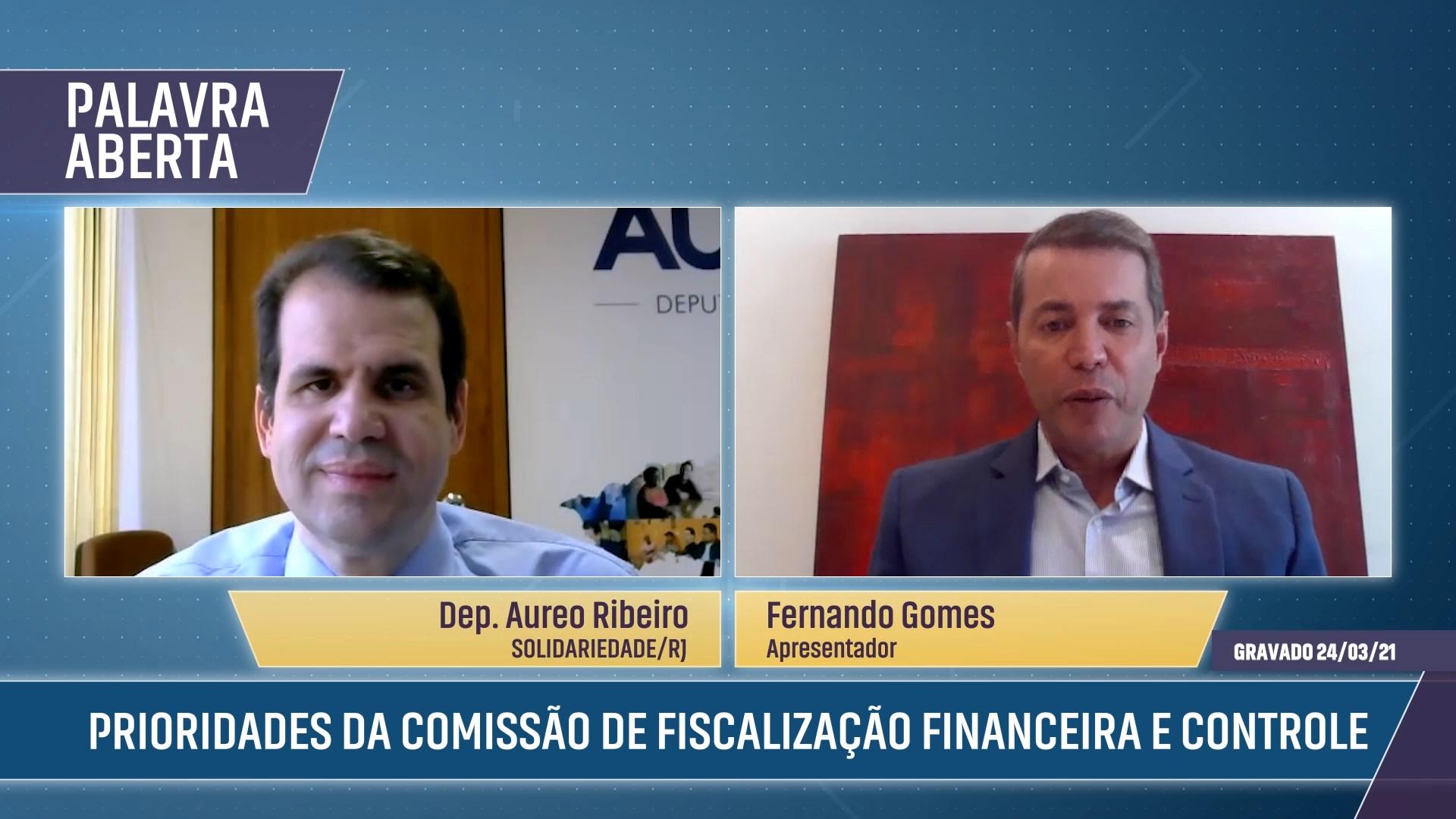 Prioridades da Comissão de Fiscalização Financeira e Controle