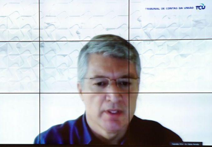 Audiência Pública  COI. TCU, Fábio Ferreira P. de Oliveira
