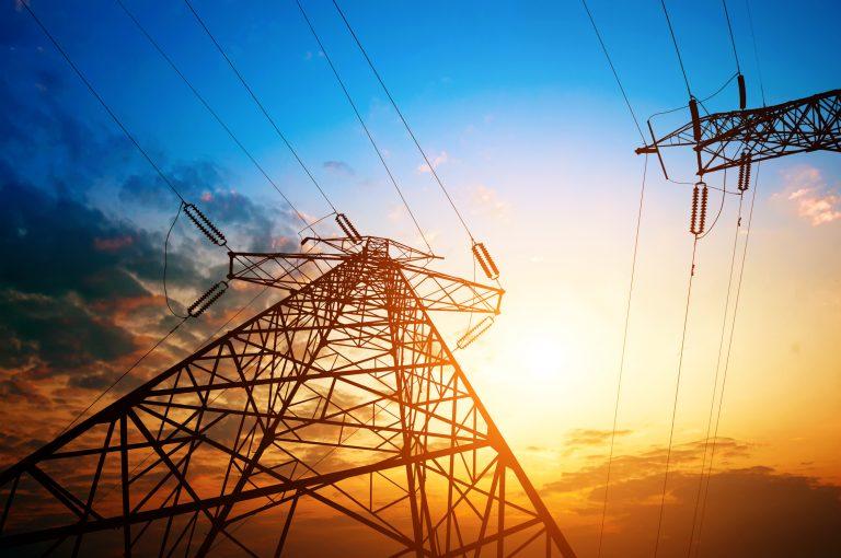 Rede de energia elétrica