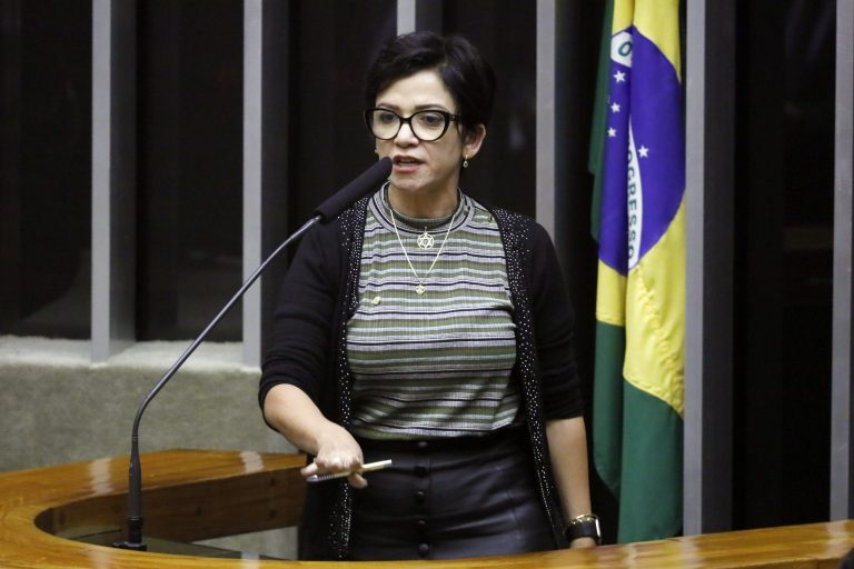 Ordem do dia para deliberação de vetos. Dep. Alê Silva (PSL - MG)