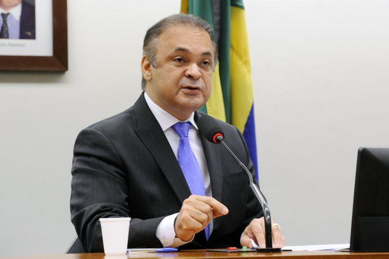 Lançamento da Frente Parlamentar Mista em Defesa dos Direitos Humanos. Dep. Roberto de Lucena (PODE - SP)