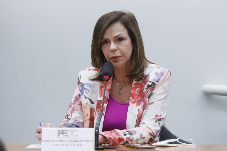 Dep. Professora Dorinha Seabra Rezende (DEM - TO)