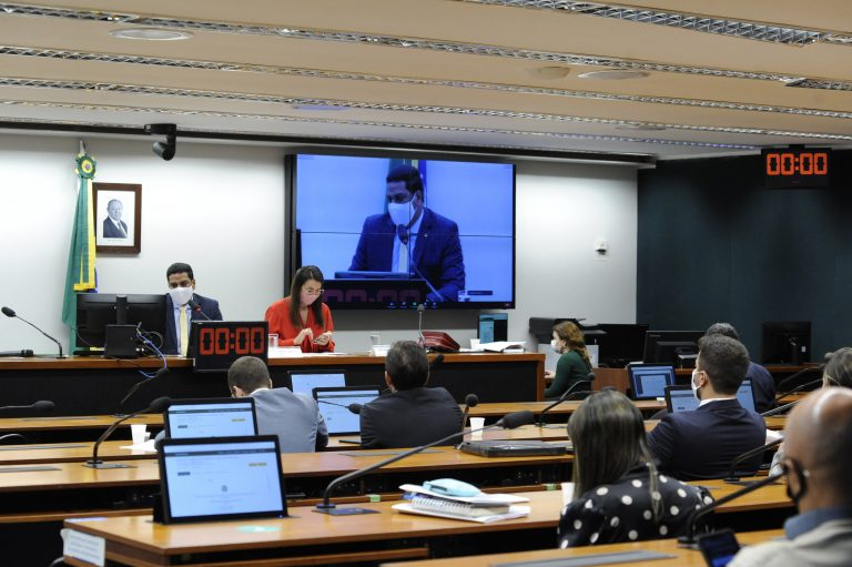 Apresentação do Plano de Trabalho e Deliberação de Requerimentos. Dep. Jhonatan de Jesus (REPUBLICANOS - RR) e dep. Margarete Coelho (PP - PI)