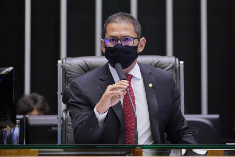 Vice-presidente da Câmara, dep. Marcelo Ramos (PL - AM)