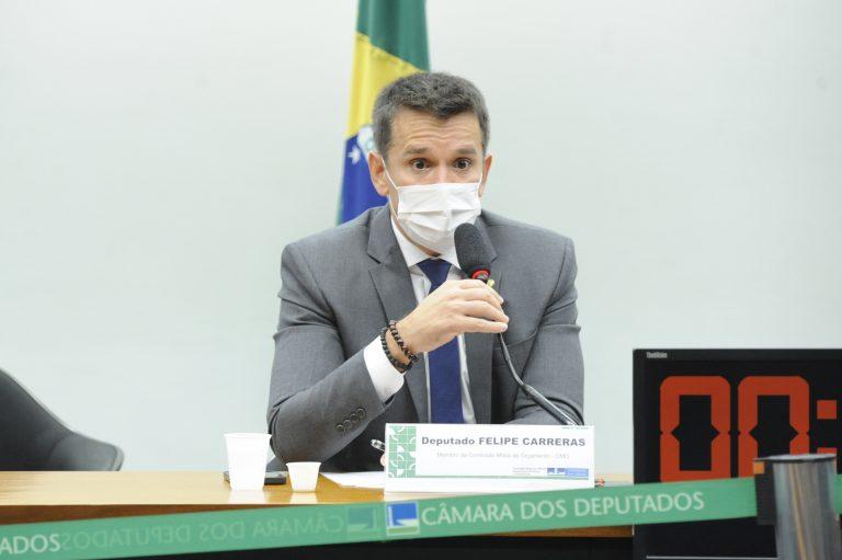 Audiência Pública com o IBGE. Dep. Felipe Carreras (PSB - PE)
