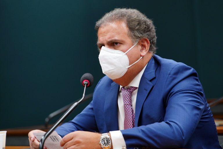 Audiência Pública – COI. Dep. João Carlos Bacelar(PL - BA)