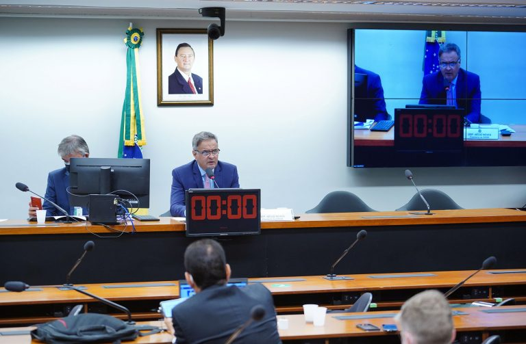 Reunião de Comparecimento de Ministro para explanar sobre as prioridades do MRE para o ano de 2021