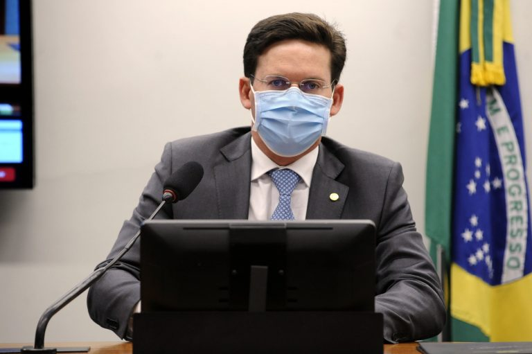 Reunião deliberativa. Ministro da Cidadania, João Roma