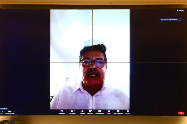 Reunião deliberativa. Dep. Eduardo Barbosa (PSDB - MG)