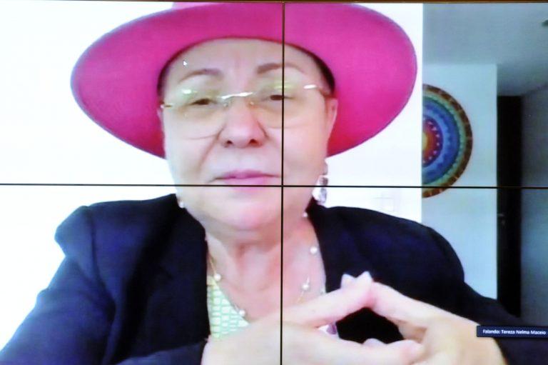 Comissão Dos Direitos Da Pessoa Idosa. Dep. Tereza Nelma(PSDB - AL)