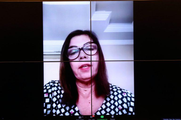 Reunião deliberativa. Dep. Bia Cavassa (PSDB - MS)