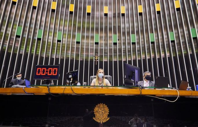 Votação de propostas. Dep. Celina Leão(PP - DF)