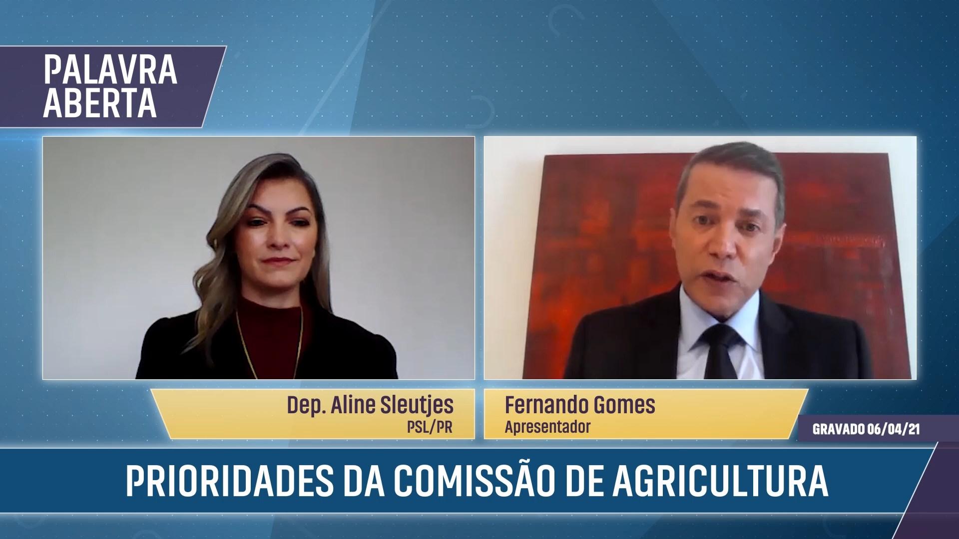 Prioridades da Comissão de Agricultura