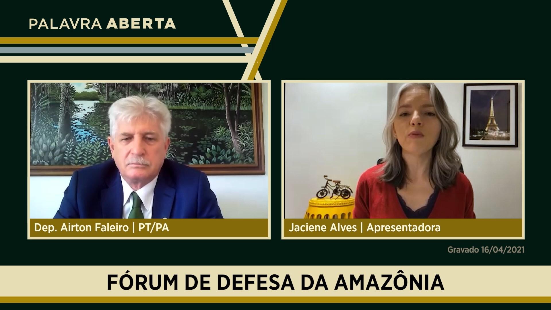 Fórum de Defesa da Amazônia