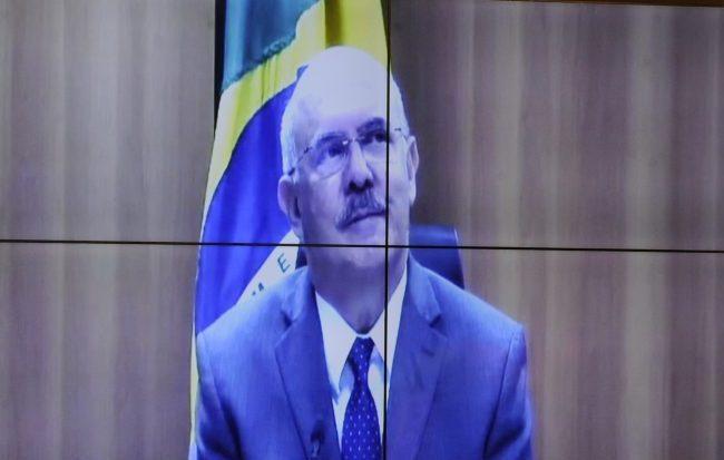 Reunião Ordinária. Ministro da Educação, Milton Ribeiro
