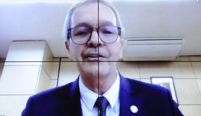 Mauro Luiz Rabelo: o governo tem investido para viabilizar o ensino híbrido