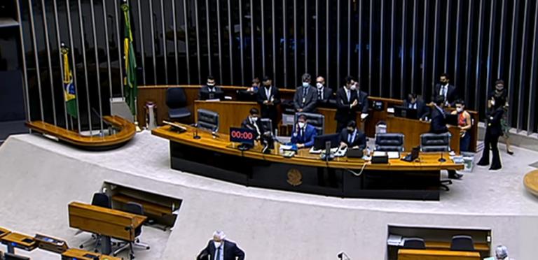 Deputado Marcelo Ramos preside sessão do Congresso