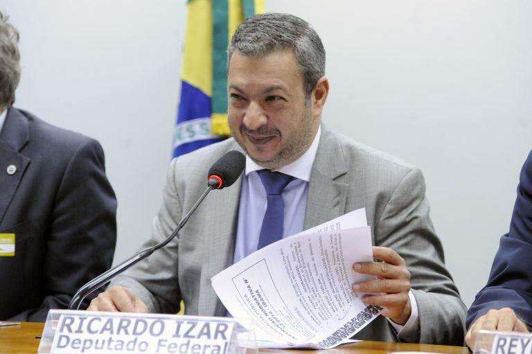 Audiência pública sobre a instrução normativa n° 12/2019 – IBAMA. Dep. Ricardo Izar (PP-SP)