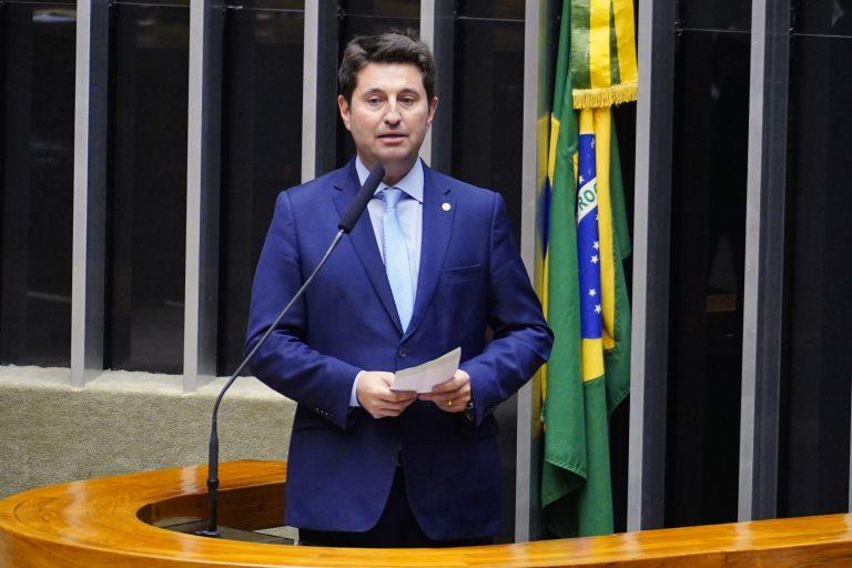 Deputado Jerônimo Goergen discursa no Plenário da Câmara