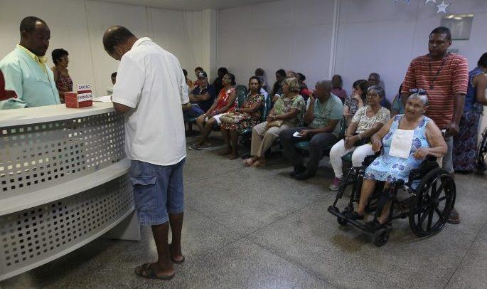 Centro de referencia de atendimento de idosos