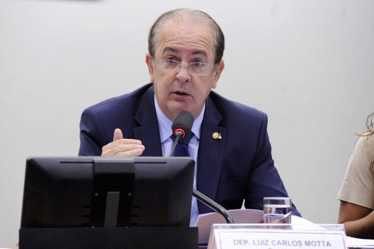 Discussão e votação do parecer do relator. Dep. Luiz Carlos Motta (PL - SP)