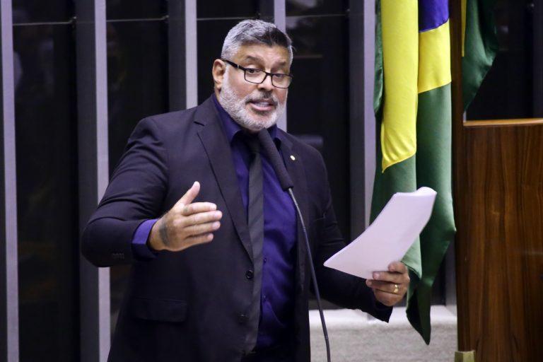 Sessão da Câmara para eleger nova Mesa Diretora. Candidato à presidência da Câmara, dep. Alexandre Frota (PSDB - SP)